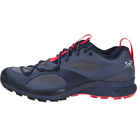 Arc'teryx Norvan VT Shoes Women Blue Nights/Coral